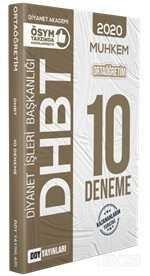 2020 DHBT 2 Muhkem Serisi Ortaöğretim Tamamı Çözümlü 10 Deneme