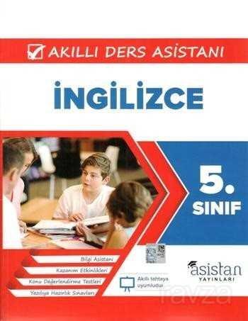 5. Sınıf İngilizce Akıllı Ders Asistanı