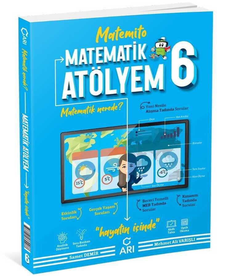 6. Sinif Matemito Matematik Atölyem