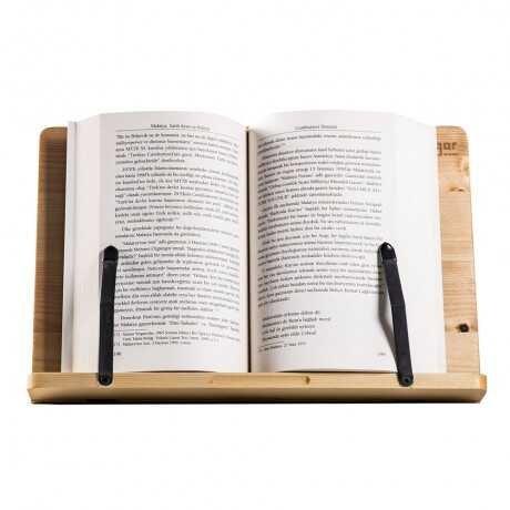 Ahşap Kitap Destek (Çam)