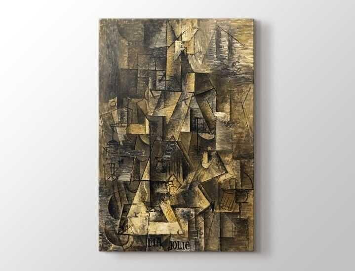 Pablo Picasso - Ma Jolie Tablo |50 X 70 cm|