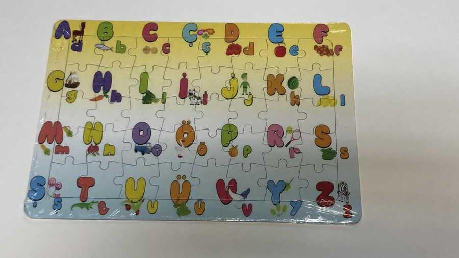 Alfabe Puzzle (40 Parça )