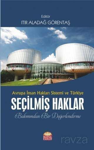 Avrupa İnsan Hakları Sistemi ve Türkiye