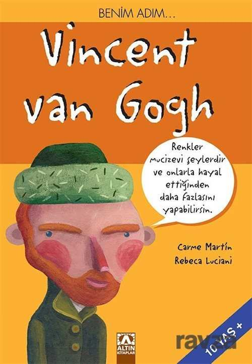 Benim Adım... Vincent Van Gogh