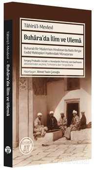 Buhara'da İlim ve Ulema