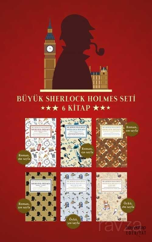 Büyük Sherlock Holmes Seti (6 Kitap)
