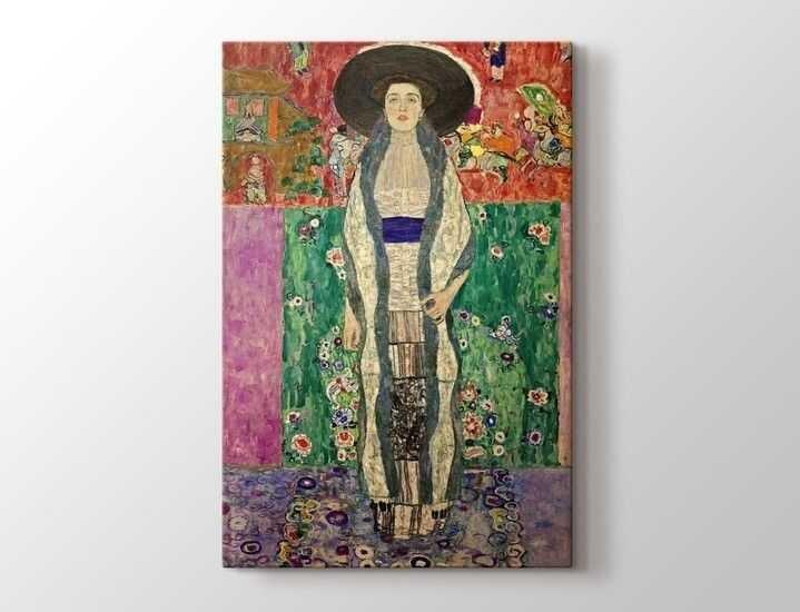 Gustav Klimt - Adele Bloch Bauer Tablo |50 X 70 cm|