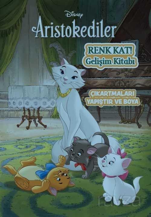 Disney Aristokediler Renk Kat Gelişim Kitabı
