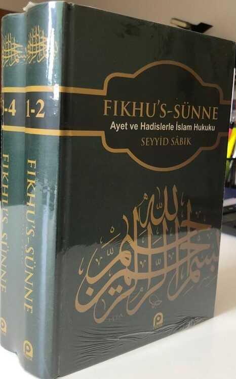 Fıkhu's-Sünne (4 cilt) takım