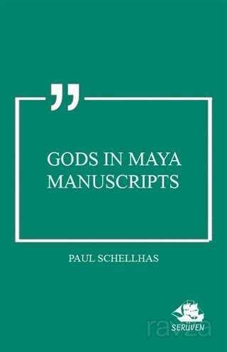 Gods in Maya Manuscripts