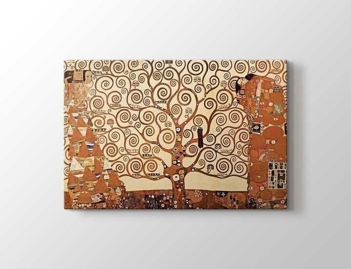Gustav Klimt - Tree of Life Tablo |50 X 70 cm|