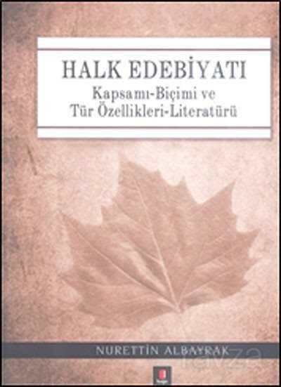Halk Edebiyatı