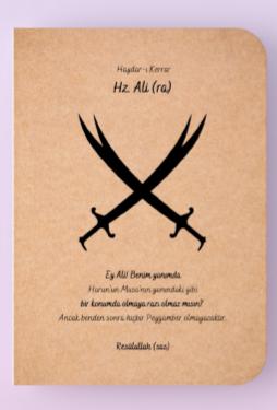 Hz. Ali Defteri- Çizgili Defter