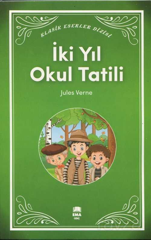 İki Yıl Okul Tatili / Klasik Eserler Dizisi