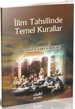 Ilim Tahsilinde Temel Kurallar