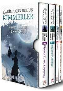 Kadim Türk Budun Kimmerler Kutulu Set (4 Kitap)