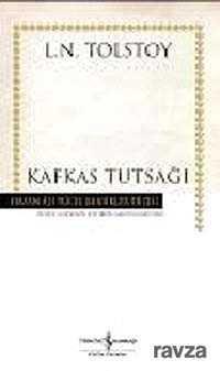 Kafkas Tutsağı (Karton Kapak)
