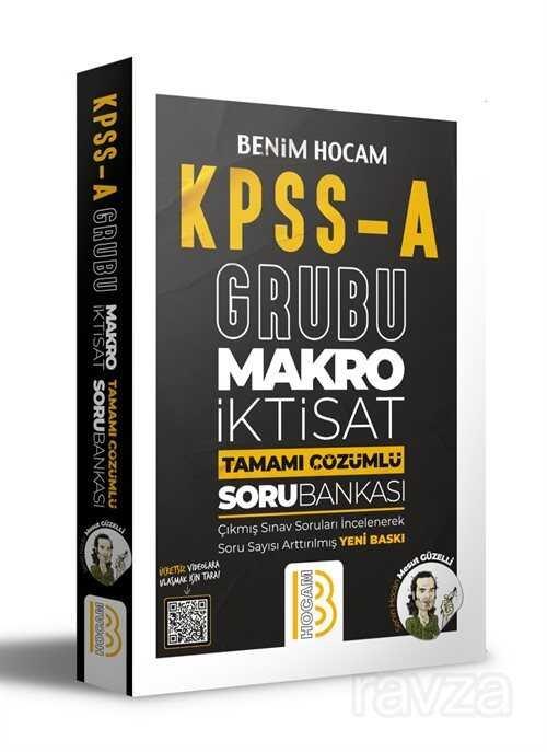 KPSS A Makro İktisat Tamamı Çözümlü Bankası
