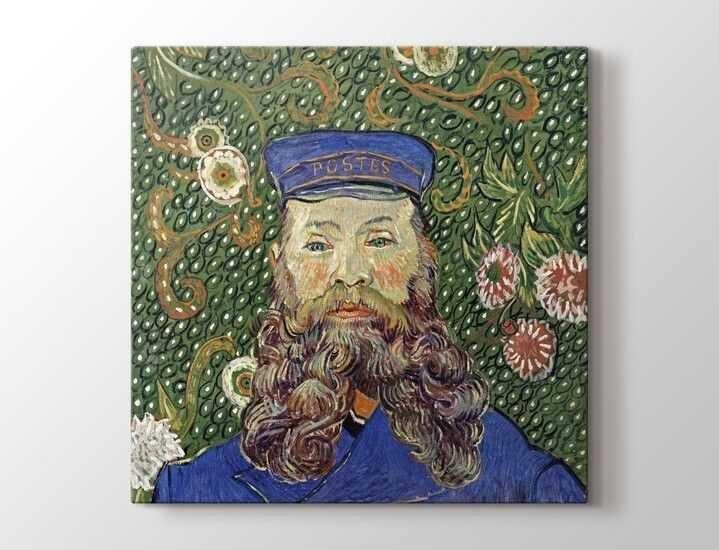Vincent van Gogh - Portrait of Joseph Roulin Tablo |50 X 70 cm|