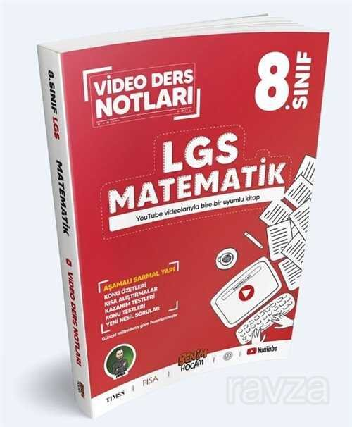 LGS 8.Sınıf Matematik Video Ders Notları