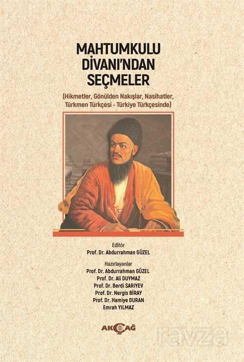 Mahtumkulu Divan'ından Seçmeler