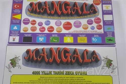 Mangala Masa Oyunu