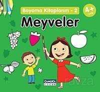 Meyveler / Boyama Kitaplarım -2