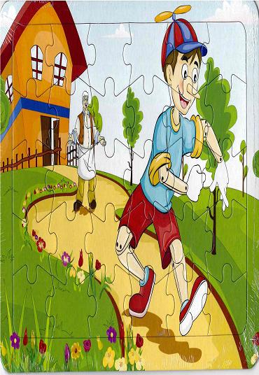 Pinokyo Puzzle (30 Parça)