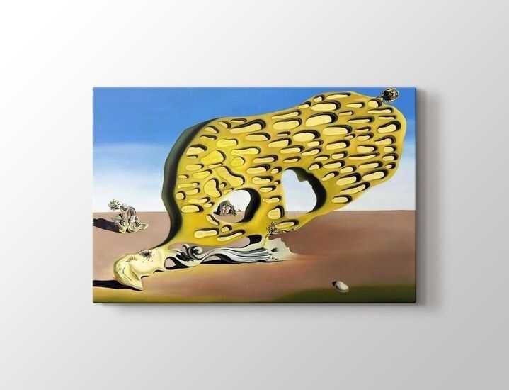 Salvador Dali - Lenigma del Desiderio Tablo |50 X 70 cm|