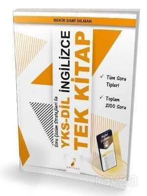 Soru Çözüm Stratejileri ile YKS-DİL İngilizce Tek Kitap Dijital Çözümlü