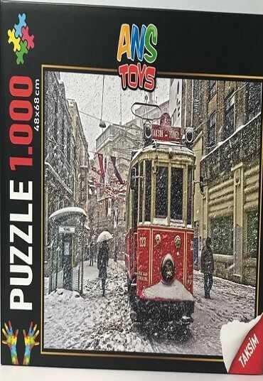 Taksim Puzzle (1000 Parça)
