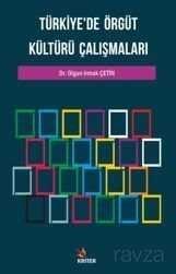 Türkiye'de Örgüt Kültürü Çalışmaları