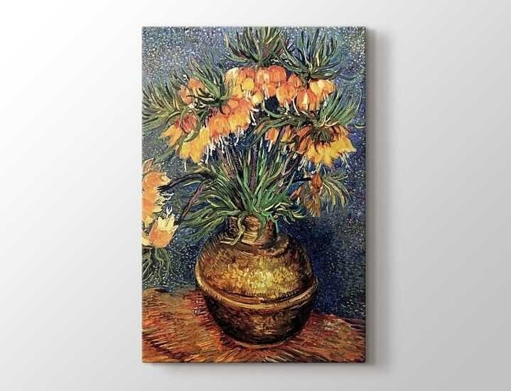 Vincent van Gogh - Still Life Vase with Fifteen Sunflowers |50 X 70 cm|