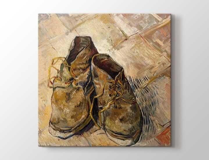 Vincent van Gogh - Pair of Shoes |50 X 70 cm|