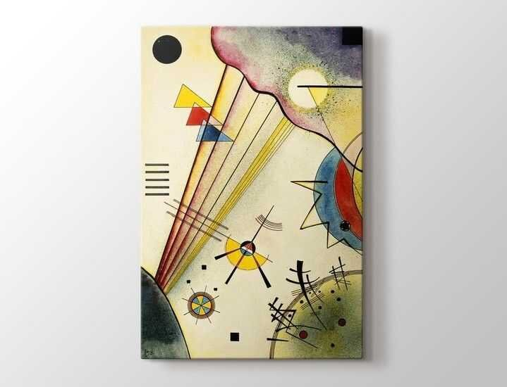 Wassily Kandinsky - Clear Connection Tablo |60 X 80 cm|