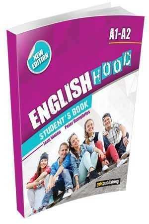 YDS Publishing New Edition Englishhood A1-A2 Student's Book