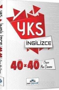 YKS Dil İngilizce 40x40 Özgün Mini Denemeler